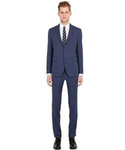 Tagliatore | Super 130s Fil-A-Fil Wool Suit