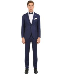 Tagliatore | Super 110s Virgin Wool Hopsack Suit