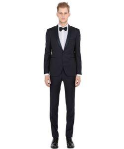 Tagliatore | Super 110s Wool Tuxedo Suit