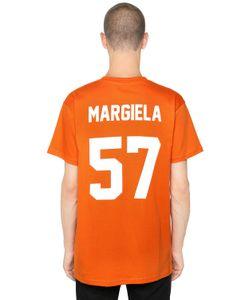 Les ArtIsts | Margiela Printed Cotton Jersey T-Shirt