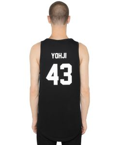 Les ArtIsts | Yohji Printed Cotton Jersey Tank Top