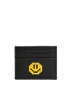 Les Petits Joueurs | Smile Leather Card Holder