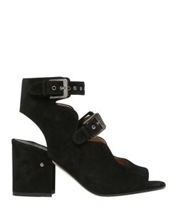 Laurence Dacade | 70mm Noe Suede Double Buckle Sandals