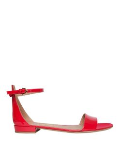 Salvatore Ferragamo | 10mm Elgy Patent Leather Sandals