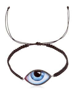 Lito | Tu Es Partout Diamond Eye Bracelet