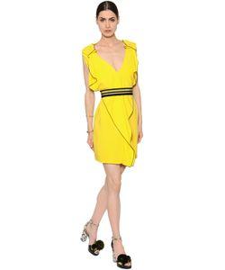 Vionnet | Ruffled Cady Stretch Dress