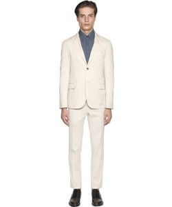 Boglioli | Micro Textured Cotton Suit