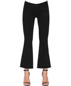 Seafarer | Penelope Short Frayed Denim Jeans