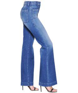 Seafarer | Circe Flared Cotton Denim Jeans