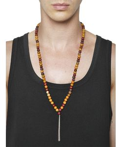 Htc Hollywood Trading Company | Mystery Wooden Worry Bead Necklace