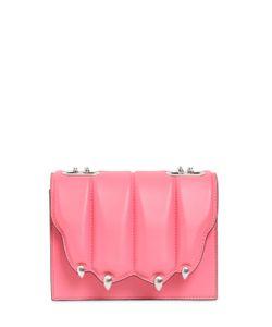 Marco de Vincenzo | Small Griffe Leather Shoulder Bag
