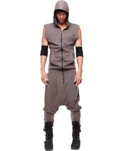 Demobaza | Arcturus Cotton Knit Jumpsuit