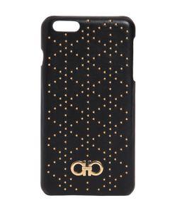 Salvatore Ferragamo | Studded Leather Iphone 6 Plus Case