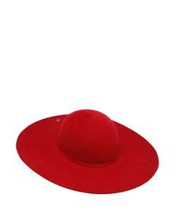 Ilariusss   Wide Brim Lapin Felt Hat