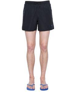 EA7 | Logo Nylon Swim Shorts