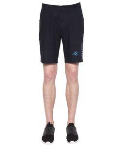 EA7 | Linen Cotton Shorts