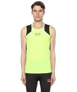 EA7 | Light Mesh Running Tank Top