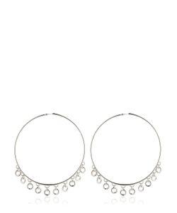 MARIA FRANCESCA PEPE | Lolita Sterling Earrings For Lvr