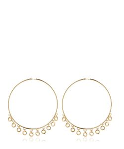 MARIA FRANCESCA PEPE | Lolita Oversized Hoop Earrings