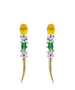 Iosselliani | Colors Of Burma Earrings