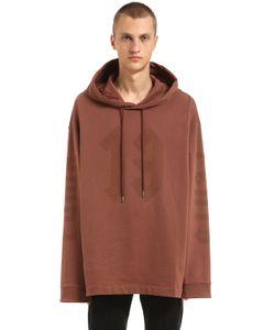 FENTY X PUMA | Oversized Printed Cotton Sweatshirt