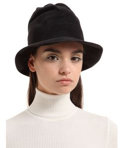 Scha | Tall Fur Felt Hat