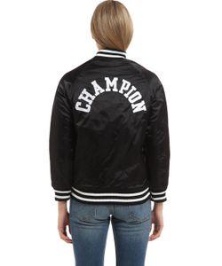 Champion | Nylon Bomber Jacket