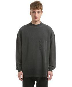 Yeezy | Cotton Jersey Long Sleeve T-Shirt