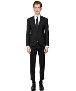 Dsquared2 | Stretch Wool Gabardine Tokyo Suit