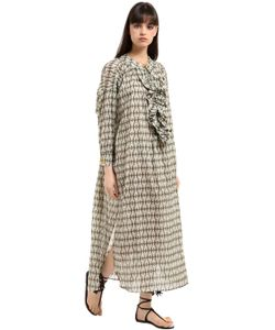 Yvonne S | Printed Cotton Voile Dress