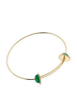 Delfina Delettrez | Sliding Agate Drops Bracelet