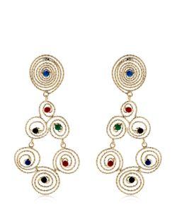 Rosantica | Soffio Autumn Clip-On Earrings