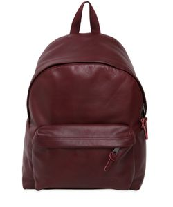 Eastpak | 24l Padded Leather Backpack