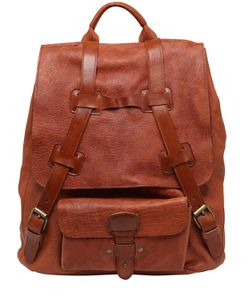 Officine Creative | Textured Leather Backpack
