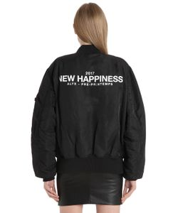 Alyx | New Happiness Reversible Bomber Jacket
