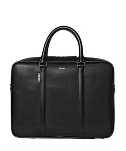 Paul Smith | City Embossed Leather Briefcase