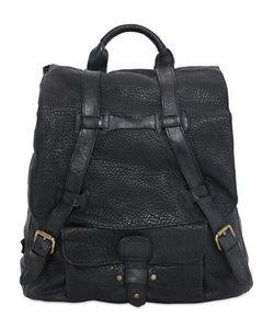 Officine Creative | Buffalo Leather Backpack
