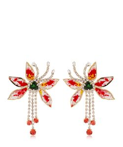 Shourouk | Flower Amelia Earrings