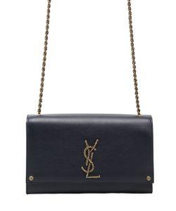 Saint Laurent | Medium Kate Monogram Leather Bag