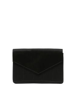 MICOLI | Nappa Silk Satin Mini Shoulder Bag