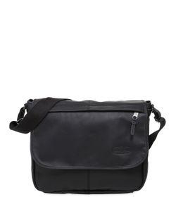Eastpak | 20l Delegate Leather Messenger Bag
