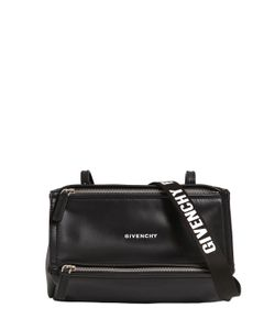 Givenchy | Mini Pandora Strap Logo Leather Bag