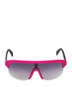 Italia Independent   I-Plastik 0911v Velvet Mask Sunglasses