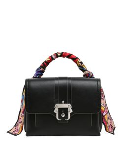 Paula Cademartori | Petit Faye Leather Top Handle Bag
