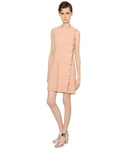 Yves Salomon | Ruffled Crepe Dress
