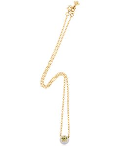 Carolina Bucci | Fresh Water Pearl Diamond Necklace