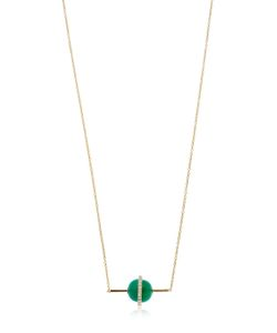 Delfina Delettrez | Sliding Drops Chain Necklace