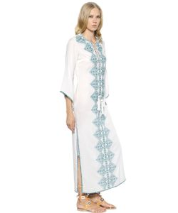 Talitha | Embroidered Cotton Viscose Dress