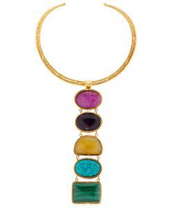 Sylvia Toledano | 5 Stones Necklace