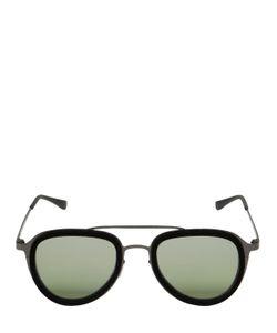 Italia Independent | I-Metal 0254 Circle Sunglasses